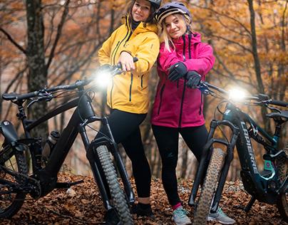 E-bike commercial