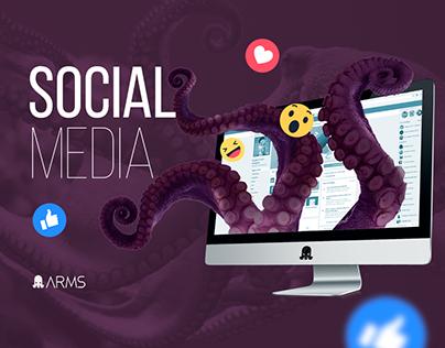 Social Media - Arms