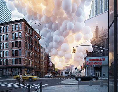 VOLUME_New York