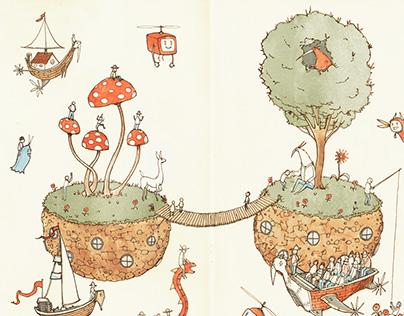 Mushroom Tubes & Monster Gardens