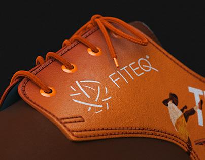 F2020 unique shoe rendering