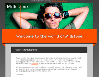 Millstone News Release