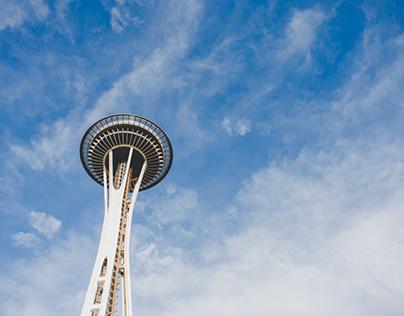 Seattle, WA: Space Needle