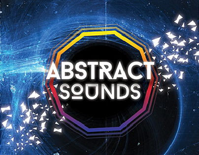 Flyer - Poster: Abstract Sounds