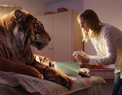 WWF - A Tiger in Suburbia