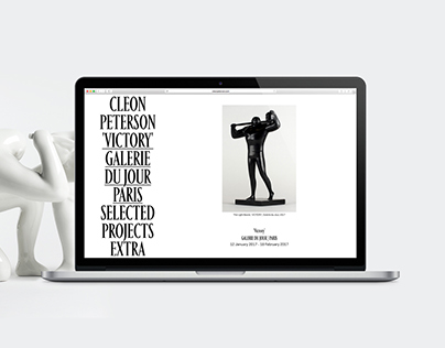 Cleon Peterson website