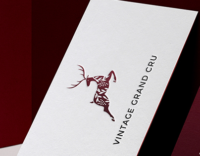 Vintage Grand Cru | Logo & Business Cards
