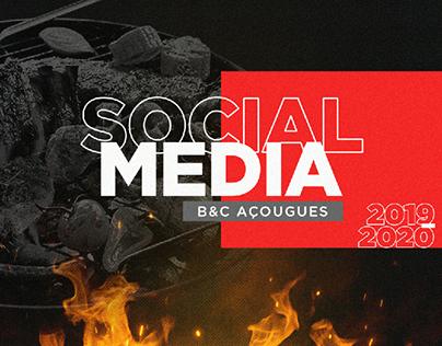 SOCIAL MEDIA B&C AÇOUGUES 2019-2020