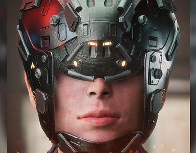 Machine Armor Oscar Creativo