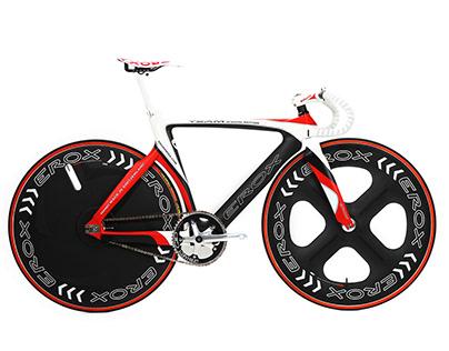 High-End Product Shot of a High-End Bike