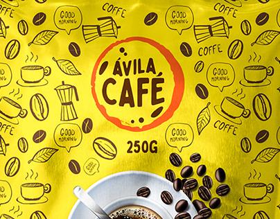 Ávila Café - Branding