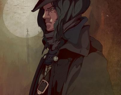 Bloodborne commission