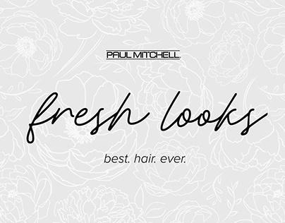 Fresh Looks Branding and Packaging for Ulta