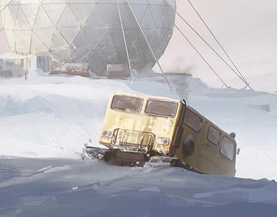 polar story (1st story beat)