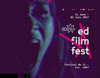 EIFF website pitch 2017