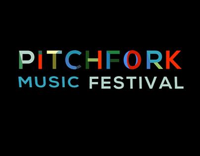Pitchfork Music Festival– Bumper