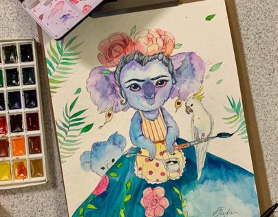Frida Koala