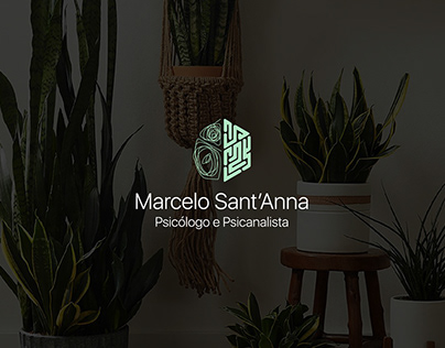 Marcelo Sant'Anna - Identidade Visual