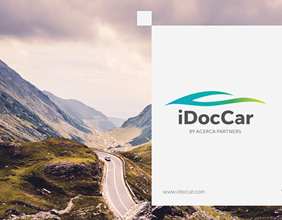 Branding para Acerca Partners y su marca iDocCar.com