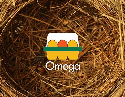 Omega - Branding