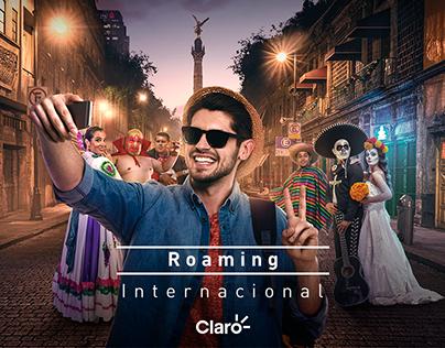Roaming Claro