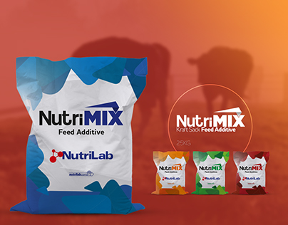 Nutrilab Package Design