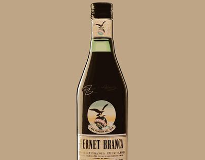 Fernet Branca Arte Único