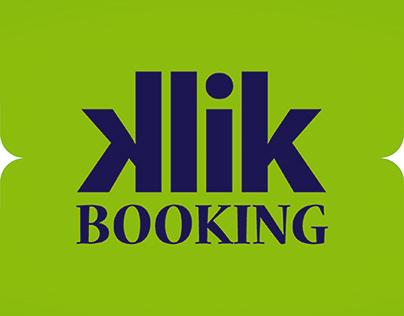 Klik Booking / Logotype