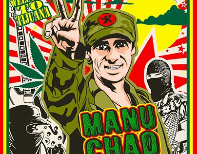 Faz um Reggae / Manu Chao