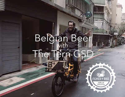 Belgian Beer — With the Tern GSD