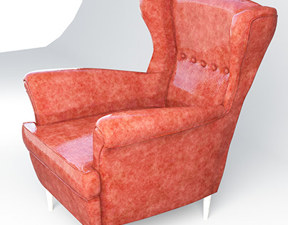 Strandmon Sofa Model