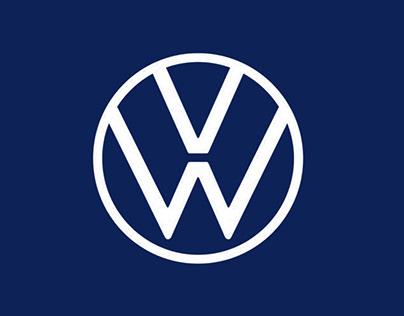 Volkswagen new brand design (Brand imagery style)