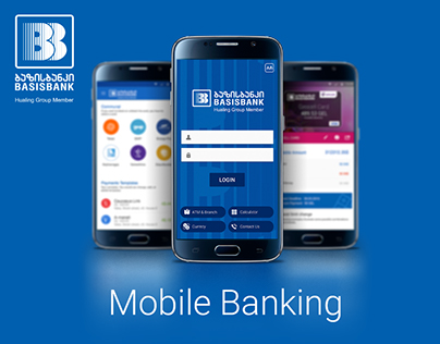 Basisbank - Mobile Banking