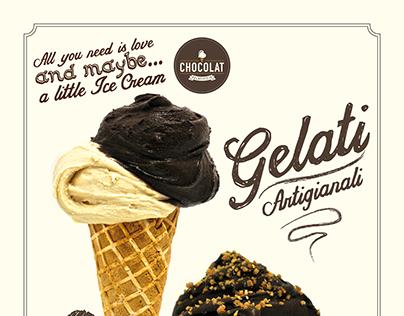 Chocolat - Branding & Cominication
