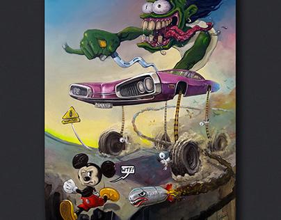 Coronet VS Mickey