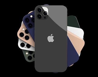 iPhone 12 Pro and iPhone 12 Pro Max Concept