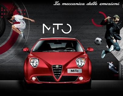 Alfa MiTO - Campagna ADV