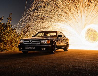 W126 SEC