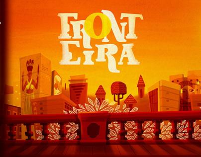 FRONTEIRA - BRANDING