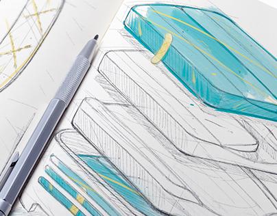 Bebebin Furniture Concept