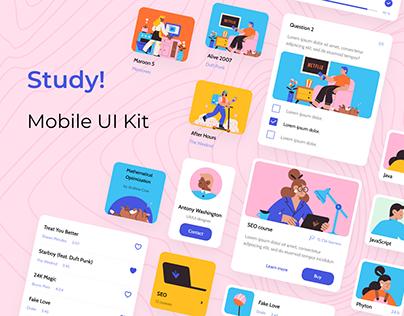 Study - UI Kit