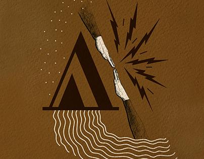Design book Letters to M. Kovalinsky by G. Skovoroda