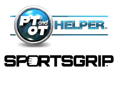PT & OT Helper, and Sportsgrip