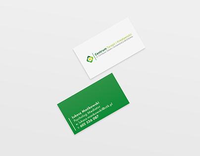 CTIK Business card