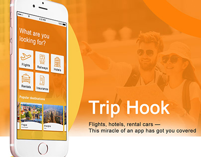 Travel Planner Mobile App