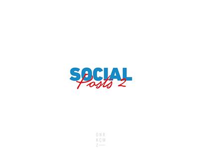 Social Posts 2