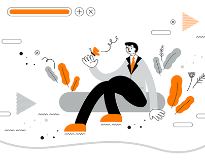 Illustrations - 'Digital case as a virtual game'
