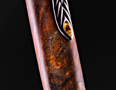 Handmade Pen Wood