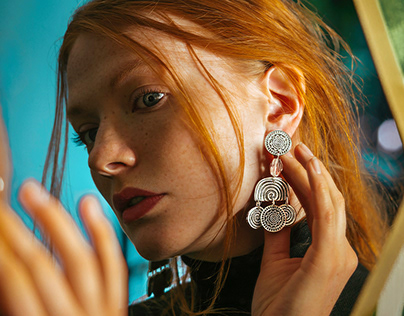 Gill Clement AW19 Campaign