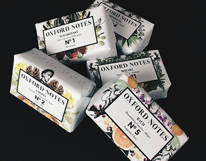 Oxford Notes Soap Co.